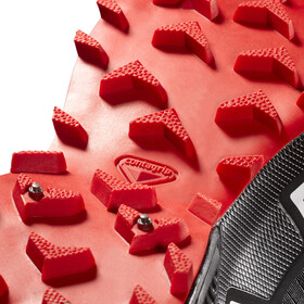 Salomon Unisex Spikecross 3 CS Shoes Black/Radiant Red/White